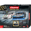 Carrera Digital 124 Youngtimer Showdown Grundpackung / Set Art.Nr. 20023626, 23626