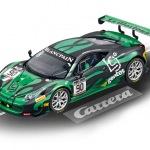 Carrera Digital 124 Ferrari 458 Italia GT3 Team AF Corse E.P. Companc R. Giammaria Nr.90 Art.Nr. 23839 / Verfügbar im Handel ab KW 32 (07. - 11.08.2017)