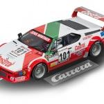 Carrera Digital 124 BMW M1 24h Le Mans 1984 Team Castrol J. Winther D. Mercer L.-V. Jensen Nr.101 Art.Nr. 23842 / Verfügbar im Handel ab KW 32 (07. - 11.08.2017)