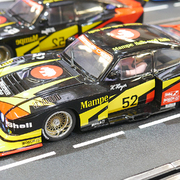 Carrera Digital 124 Ford Capri Zakspeed Turbo Mampe Ford Zakspeed Team Nr.52 23895
