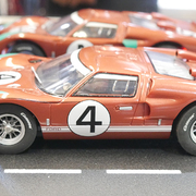 Carrera Digital 124 Ford GT40 MKII Nr.4 23896