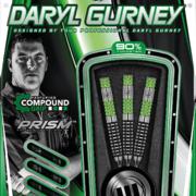 Winmau Steel Darts Daryl Gurney Spezial Special Edition 90% Tungsten Steeltip Dart Steeldart 26 g Art.Nr. 550.1422-26