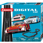 Carrera Digital 132 DRM Retro Race Set / Grundpackung Art.Nr. 30002 / Verfügbar im Handel ab KW 28 (09.07 - 13.07.2018)