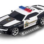 Carrera Digital 132 Chevrolet Camaro 2007 Sheriff Art.Nr. 30756 / Verfügbar im Handel ab KW 22 (29.05. - 02.06.2017)