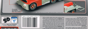 Bilde der Umverpackung der Carrera Kunststoffbox