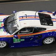 Carrera Digital 132 Porsche 911 RSR Team Porsche GT G. Bruni F. Makowiecki R. Lietz 24h Le Mans Nr.91 Art.Nr. 30891 / 20030891