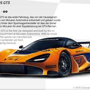 Carrera Digital 132 McLaren 720S GT3 Nr.03 Art.Nr. 30892 / 20030892