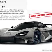 Carrera Digital 132 McLaren 720S GT3 Art.Nr. 30893 / 20030893