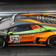 Carrera Digital 132 Lamborghini Huracan Orangel FFF Racing Team Nr.563 30914