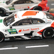 Carrera Digital 132 Audi RS 5 DTM R. Rast Nr.33 30935
