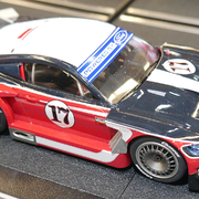 Carrera Digital 132 Ford Mustang GTY Nr.17 30939