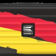 Target Takoma Flag Darttasche Dartcase Dartbox Wallet Deutschland Art.Nr. 540.330000