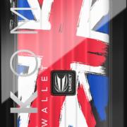 Target Takoma Flag Darttasche Dartcase Dartbox Wallet Großbritannien Art.Nr. 540.330003