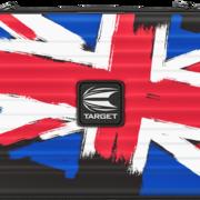Target Takoma Flag XL Darttasche Dartcase Dartbox Wallet Großbritannien Art.Nr. 540.330006
