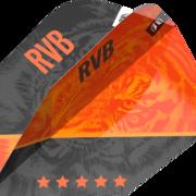 Target Dart Pro Ultra RVB 95 G4 Dart Flight Raymond van Barneveld Dartflight Design 2021 Nummer 6