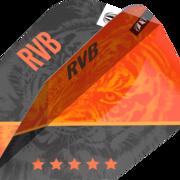 Target Dart Pro Ultra RVB 95 G4 Dart Flight Raymond van Barneveld Dartflight Design 2021 TEN-X