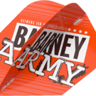 Target Raymond van Barneveld Barney Army Orange Pro Ultra Dart Flight Nummer 6 2019 Art.Nr. 540.334270