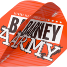 Target Raymond van Barneveld Barney Army Orange Pro Ultra Dart Flight Nummer 2 2019 Art.Nr. 540.334280