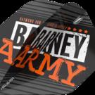 Target Raymond van Barneveld Barney Army Black Pro Ultra Dart Flight Nummer 2 2019 Art.Nr. 540.334330
