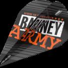 Target Raymond van Barneveld Barney Army Black Pro Ultra Dart Flight Vapor 2019 Art.Nr. 540.334350