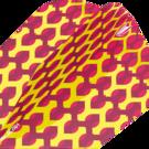 Target Fabric Pro Ultra Dart Flight - Dartflights Design 2020 Nr. 6 Gelb