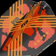 Target Pro Ultra RVB G3 Dart Flight Raymond van Barneveld Dartflights Design 2020 Nummer 6