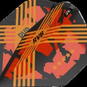 Target Pro Ultra RVB G3 Dart Flight Raymond van Barneveld Dartflights Design 2020 Nummer 2