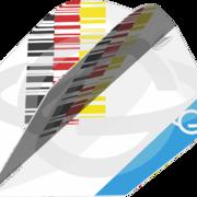 Target Gabriel Clemens German Giant G1 Generation Pro Ultra Dart Flight Nr. 6 Design 2020