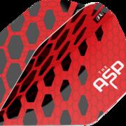Target Nathan Aspinall The Asp Pro Ultra Red Dart Flight Nr.2 Design 2021