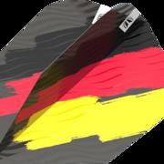 Target Dart Flag Pro Ultra Dart Flight - Dartflights Design 2021 Deutschland Nr. 6 Art.Nr. 540.335750