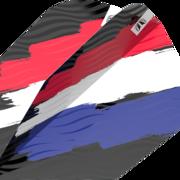 Target Dart Flag Pro Ultra Dart Flight - Dartflights Design 2021 Niederlande Nr. 6 Art.Nr. 540.335780