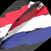 Target Dart Flag Pro Ultra Dart Flight - Dartflights Design 2021 Niederlande Ten-X Art.Nr. 540.335790