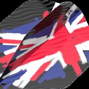 Target Dart Flag Pro Ultra Dart Flight - Dartflights Design 2021 Großbritannien Nr. 2 Art.Nr. 540.335800