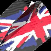 Target Dart Flag Pro Ultra Dart Flight - Dartflights Design 2021 Großbritannien Nr. 6 Art.Nr. 540.335810