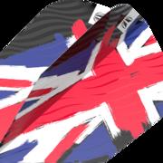 Target Dart Flag Pro Ultra Dart Flight - Dartflights Design 2021 Großbritannien Ten-X Art.Nr. 540.335820