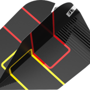Target Dart Gabriel Clemens German Giant 80% Black Pro Ultra Dart Flight Nr. 6 Design 2021
