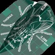 Target Dart Blueprint Pro Ultra Dart Flight - Dartflights Design 2021 Grün Nr. 2