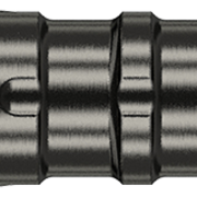 Target Steel Tip SWISS Point Dart Wechsel- Spitzen Schraubspitzen Schwarz Surge Point 26 mm