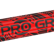 Target Dart Ink Pro Grip Shaft mit Aluminium Ring Rot M Mittel