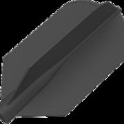 8 Flight Dart Flight Design 2019 Schwarz Slim