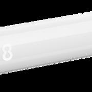 8 Flight Dart Shaft Regular Spin Shaft Design 2019 Weiß IM+ Intermediate Plus