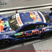Carrera Digital 143 BMW M4 DTM BMW Team RMG Marco Wittmann Nr.11 Art.Nr. 20041396, 41396