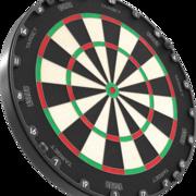 Target Dart Aspar Professional Bristle Dart Board Dartboard Turnierboard Dartscheibe
