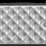 Target Takoma Knox Darttasche Dartcase Dartbox Wallet Silber