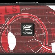 Target Dart Takoma Blueprint Limited Edition Darttasche Dartcase Dartbox Wallet 2021 Rot