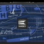 Target Dart Takoma Blueprint Limited Edition Darttasche Dartcase Dartbox Wallet 2021 Blau