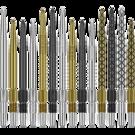 Target Steel Tip SWISS Point Dart Wechsel- Spitzen Schraubspitzen Diamond Point, Firepoint, Smooth Point verschiedene Farben und Längen