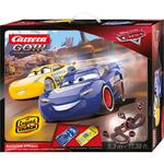 Carrera GO!!! Disney Pixar Cars Radiator Springs Grundpackung / Set Art.Nr. 62446 / Verfügbar im Handel ab KW 24 (11.06. - 15.06.2018)