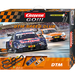 Carrera GO!!! DTM Speed Club Grundpackung / Set Art.Nr. 62448 / Verfügbar im Handel ab KW 28 (16.07 - 20.07.2018)