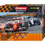 Carrera GO!!! Champions Course Grundpackung / Set Art.Nr. 62456 / Verfügbar im Handel ab KW 25 (18.06. - 22.06.2018)
